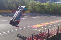 Crash SMP Racing BR1 #17