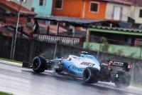 Williams FW42 in Brazilië