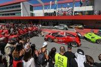 2018 24H GT Series Hankook 24H Portimão algemeen podium