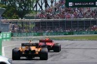 McLaren nog steeds op achtervolgen aangewezen.