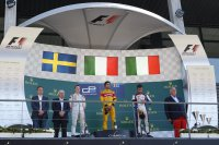 Podium race 2 Spa