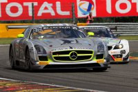 Black Falcon Mercedes SLS AMG GT3