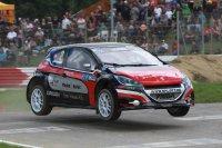 Ulrik Linnemann - Peugeot 208 Super1600