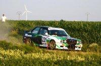 Tom Van Rompuy-Jens Vanoverschelde - BMW M3 E30