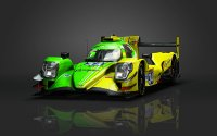 Inter Europol Competition - Oreca 07 LMP2