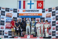 TCE Series Podium 2018 Hankook 12H Imola
