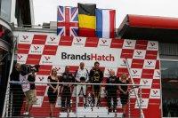 Podium Brands Hatch - Supercar Challenge