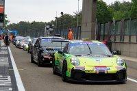 Pitlane DTM Circuit Zolder
