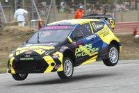 Derek Tohill - Ford Fiësta Touring Car