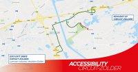 Fase 2 wegenwerken rond Circuit Zolder 2018