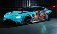 Wagen Ben Keating met TF Sport
