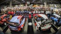 Lancering WRC Birmingham