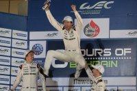 Mark Webber was overduidelijk tevreden met zijn eerste wereldtitel