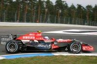Markus Winkelhock was testrijder bij Midland en Spyker