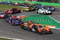 Start 2021 ELMS 4H Monza