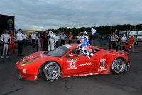 Fisichella/Henzler - Risi Competizione Ferrari 458