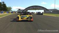 Start Hankook 3H Le Mans