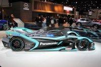Jaguar I-type 4 formula E