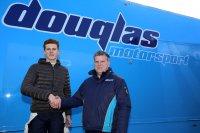 Ulysse De Pauw tekende bij Douglas Motorsport