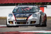 Luc Moortgat - Porsche 997 Cup