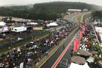 Startgrid 24 Hours of Spa 2019