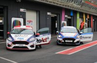 Bas Koeten Racing - Ford Fiesta Sprint Cup