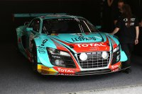 Belgian Audi Club Team WRT - Audi R8 LMS ultra #3