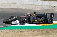 Dan Ticktum test de Dallara 320