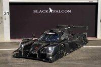 LMP3-wagen Black Falcon Logier JS P320