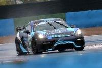 Jurgen Gulicher/Arthur Peters - Porsche Cayman