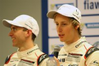 Timo Bernhard - Brandon Hartley
