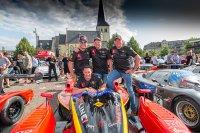 Tim Joosen, Tim Verbergt, Steve Vanbellingen & Luc De Cock