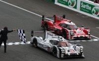 Nico Hülkenberg en Brendon Hartley - Porsche Team