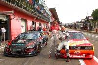 André Lotterer & Patrick Schreurs - Audi Coupé Groep 2