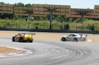 De Porsche van Meulders/Renmans mispakt zich in de Eerste Linkse