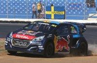 Timmy Hansen - Peugeot 208 WRX