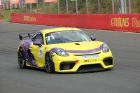 Alexander Goddijn - Porsche Cayman GT4