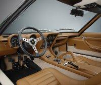 Lamborghini Miura SV interieur