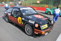 Jan Van Elderen - Ford Sierra Cosworth RS500