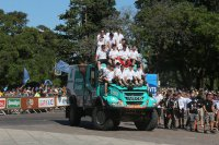 Dakar Team De Rooy