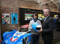 Nicolas Prost met Philippe Graton