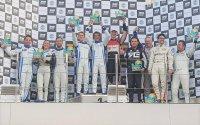 Volledig Belgisch podium in de 10H Abu Dhabi