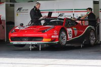 AF Corse Curbstone Ferrari