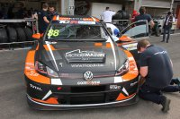 Maxime Potty - Comtoyou Racing Volkswagen Golf GTI