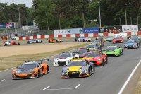 Start Qualificatie Race