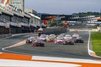 Start race 7 NASCAR Whelen Euro Series EuroNASCAR 2020