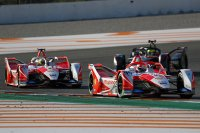 Alex Lynn & Alexander Sims - Mahindra Racing