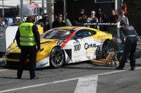 Noodoplossing bij pitstop Brussels Racing