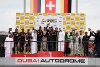 Podium 24 Hours of Dubai 2014