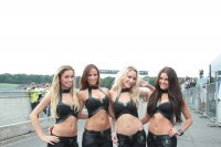 Monster gridgirls